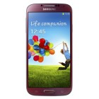 Samsung Galaxy S4 I9500 Red