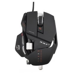 MadCatz R.A.T. 7 Gaming Mouse (MCB4370800B2/04/1) Black