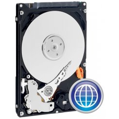 Western Digital Blue Mobile 1TB 8MB 2.5