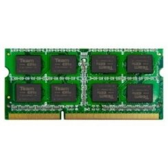 Team SODIMM DDR3 4GB 1333Mhz (TED34G1333C9-S01)