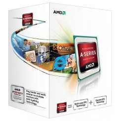 AMD A4-5300 3.4GHz 1MB sFM2 Box (AD5300OKHJBOX)
