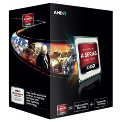 AMD A6-6400K 3.9Ghz 1Mb sFM2 Box (AD640KOKHLBOX)