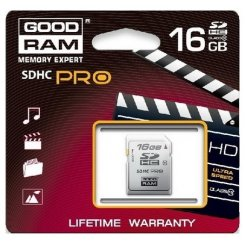 GoodRAM SDHC 16GB Class 10 (SDC16GHC10PGRR9)
