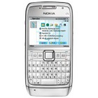 Nokia E71-1 White Steel