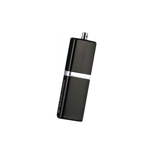 Накопитель Silicon Power LuxMini 710 4GB Black (SP004GBUF2710V1K)