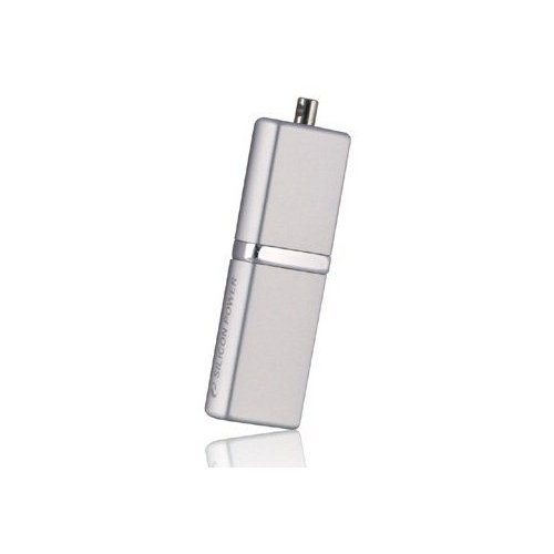 Накопитель Silicon Power LuxMini 710 4GB Silver (SP004GBUF2710V1S)