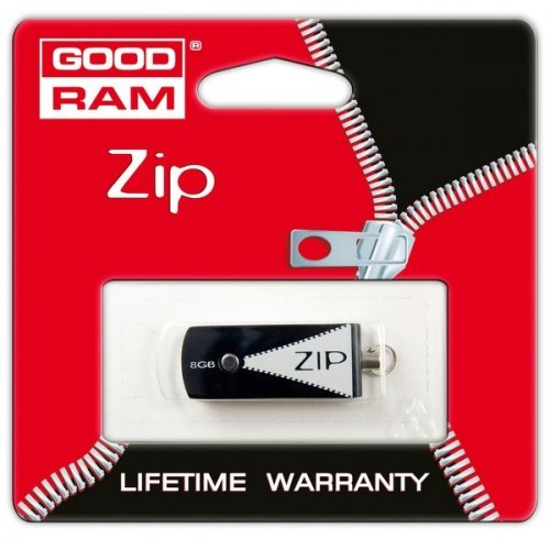 Накопитель GoodRAM Fresh Zip Retail 9 4GB