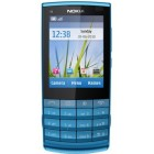 Nokia X3-02.5 Touch and Type Petrol Blue