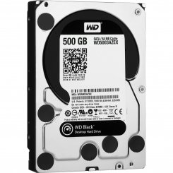 Western Digital Caviar Black 500GB 64MB 3.5