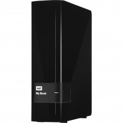 Western Digital My Book 2TB WDBFJK0020HBK-EESN Black
