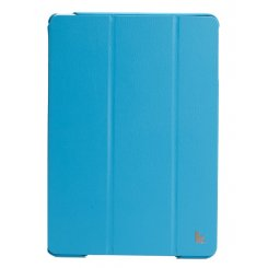Чехол JISONCASE Executive Smart Case for iPad Air Blue