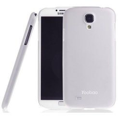 Чехол Yoobao Crystal Protect case for Galaxy S4 White