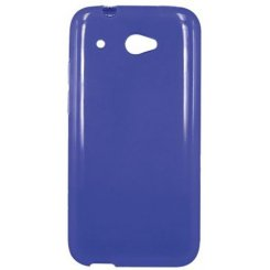 Чехол Silicon case для HTC Desire 601 Purple