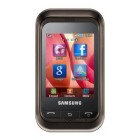 Samsung C3300 Champ Espresso Brown