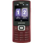 Samsung C5212 Duos Ruby Red