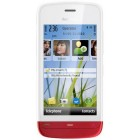 Nokia C5-03 White Red