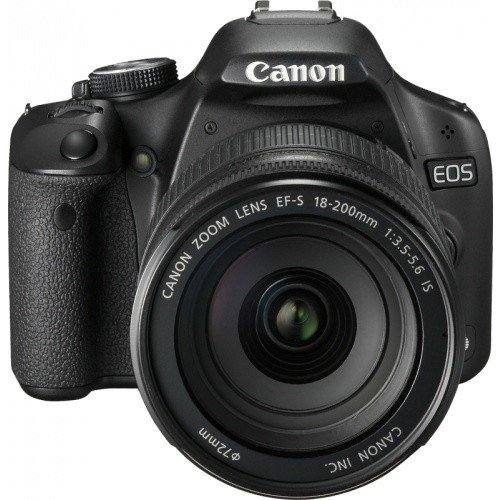Цифровые фотоаппараты Canon EOS 500D 18-55 IS Kit