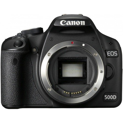 Цифровые фотоаппараты Canon EOS 500D Body