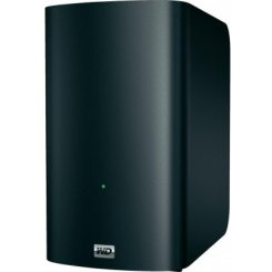 Western Digital My Book Live Duo 6TB WDBVHT0060JCH-EESN