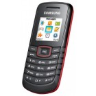Samsung E1081T Red