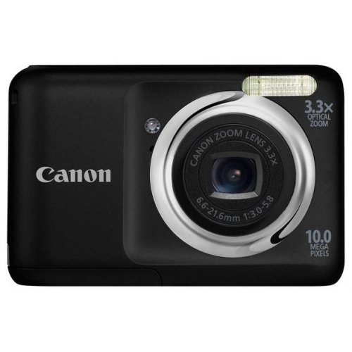 Цифровые фотоаппараты Canon PowerShot A800 Black
