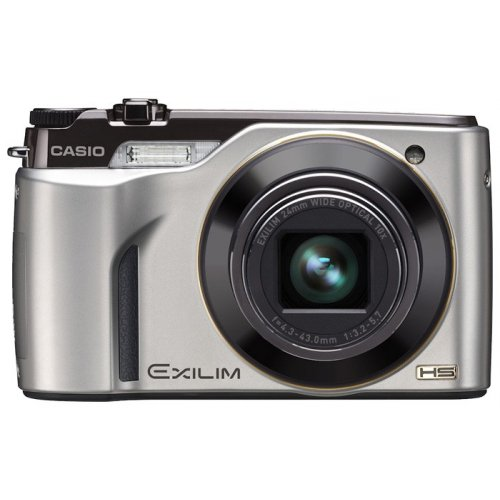 Цифровые фотоаппараты Casio Exilim EX-FH100 Silver