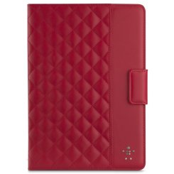 Чехол BELKIN Quilted Cover iPad Air Ruby