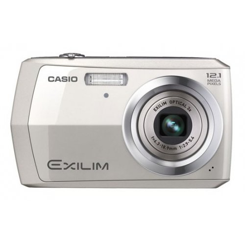 Цифровые фотоаппараты Casio Exilim EX-Z16 Silver