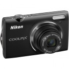 Nikon Coolpix S5100 Black