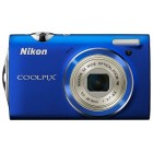 Nikon Coolpix S5100 Blue
