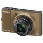 Nikon Coolpix S8000 Brown
