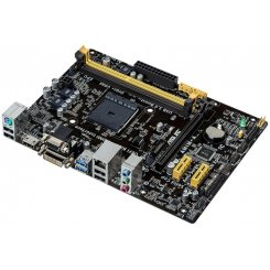 Asus AM1M-A (sAM1, AMD AM1)
