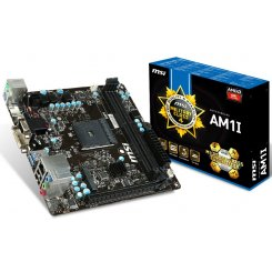 MSI AM1I (sAM1 AMD AM1)