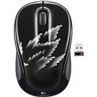 Logitech Wireless Mouse M325 CORAL FAN