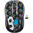 Logitech Wireless Mouse M325 Panda Candy
