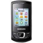 Samsung E2550 Monte Slider Strong Black