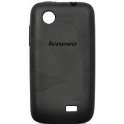 Чехол Lenovo A369i BACK COVER PG39A465T3 Black