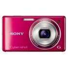 Sony Cyber-shot DSC-W380 Red