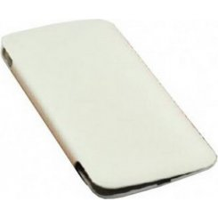 Чехол Lenovo S820 SMART FLIP COVER PG39A4658G White