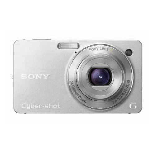 Цифровые фотоаппараты Sony Cyber-shot DSC-WX1 Silver