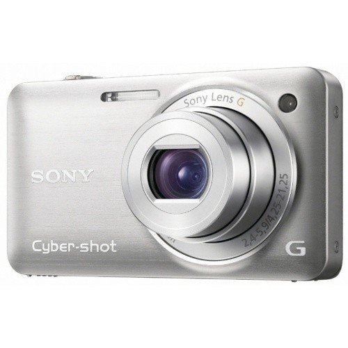 Цифровые фотоаппараты Sony Cyber-shot DSC-WX5 Silver