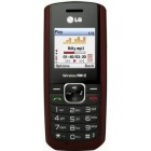 LG GS155 Wine Red