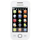 Samsung S5250 Wave 525 Perl White