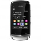 Nokia C2-06 Touch and Type Dual SIM Graphite