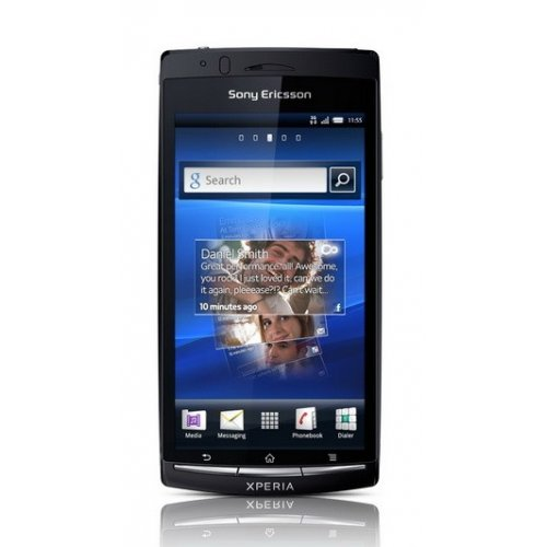 Мобильный телефон Sony Ericsson LT15i Xperia Arc Midnight Blue
