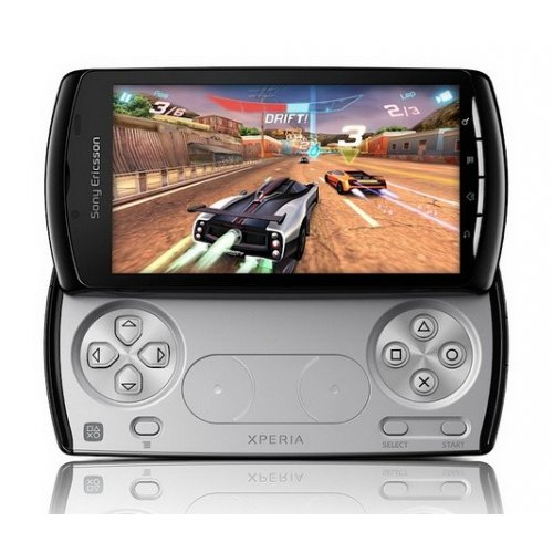 Мобильный телефон Sony Ericsson R800 Xperia Play Black