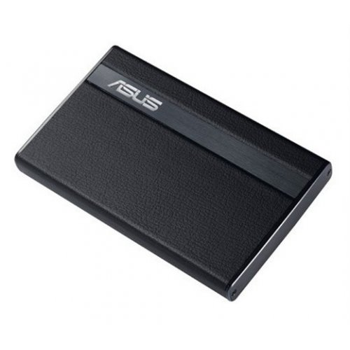 Внешний HDD Asus LEATHER II USB 3.0 500GB Black