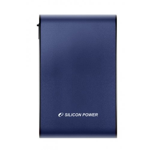 Внешний HDD Silicon Power Armor A80 500GB (SP500GBPHDA80S3B) Blue