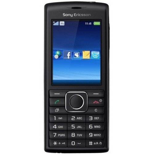 Мобильный телефон Sony Ericsson J108i Cedar Black Red