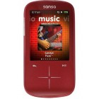 SanDisk Sansa Fuze+ 4GB Red